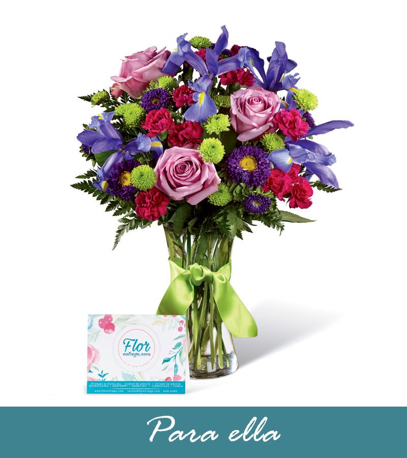 envío de flores a domicilio DF
